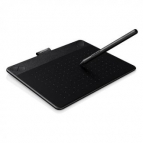 Wacom-A6-Intuos-Small-Art-Black-Pen---Touch-CTH-490AK-S
