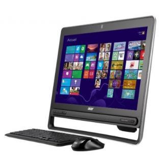 ordinateurs tout en un acer tout en un zc 610 p3556 4g 1t. Black Bedroom Furniture Sets. Home Design Ideas