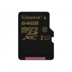 cartes-memoires-micro-sd-kingston--64-go-xc-class-10-90r-45w