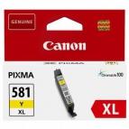 cartouches-d-encres-canon-cli-581y-xl-jaune-2051c001