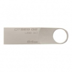 cles-usb-kingston-datatraveler-se9-g2-64-go-metal
