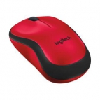 souris-logitech-optique-sans-fils-m220-silent-rouge-910-004880