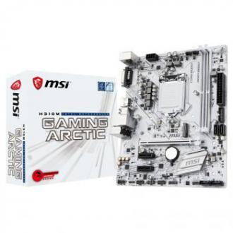 cartes-meres-msi-chipset-intel-h310-h310m-gaming-arctic