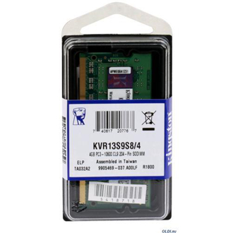 memoires-pour-portables-sodimm-ddr3-kingston-kvr13s9s84