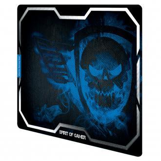 tapis-de-souris-spirit-of-gamer-smokey-skull-bleu-xl-sog-pad01xlb