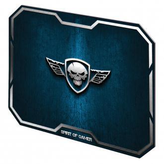 tapis-de-souris-spirit-of-gamer-winged-skull-bleu-m-sog-pad01mb